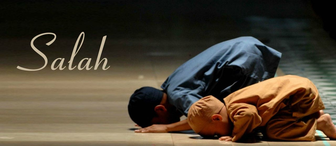 The importance of Salah in the life of the Muslim's individual