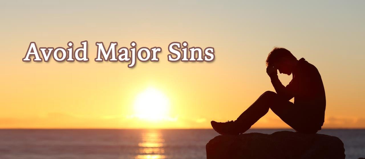 Avoid Major and Minor Sins in Islam | Jannat Al Quran