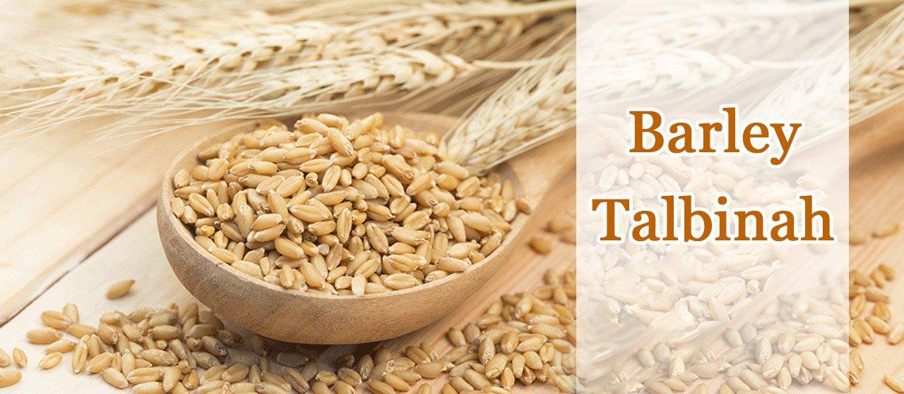 Prophetic Medicine | Barley - Talbinah | Jannat Al Quran