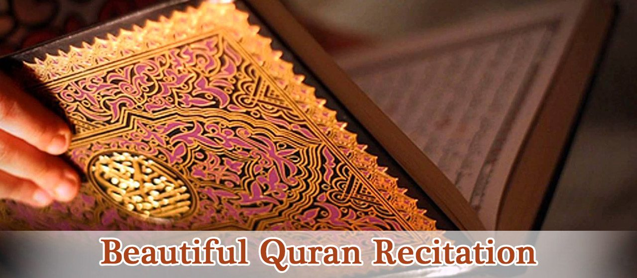 Beautiful voice in reciting Quran|Beautiful Quran Recitation|Jannat AlQuran
